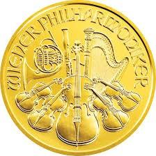 1 oz Philharmoniker Goldmünze Anlagegold nach § 25 UstG mehrwertsteuerfrei