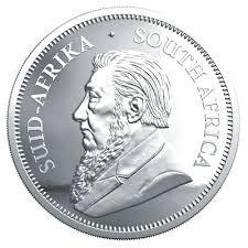 Silber Krügerrand 1 oz differenzbesteuert nach § 25a UstG