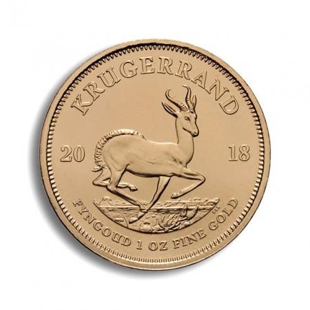 1 oz Krügerrand Anlagegold nach § 25 UstG mehrwertsteuerfrei